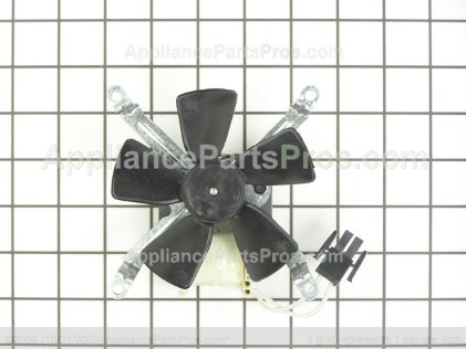 GE Fan Asm-Control WB26T10018 from AppliancePartsPros.com