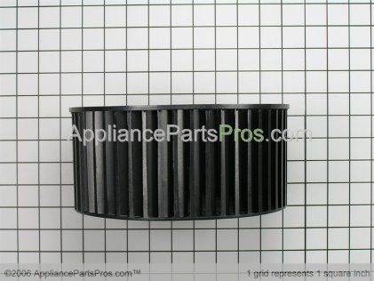 GE Fan Ass'y,blower WJ73X10072 from AppliancePartsPros.com