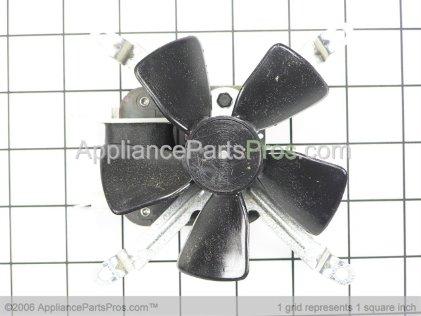GE Fan Assembly WB26K5061 from AppliancePartsPros.com