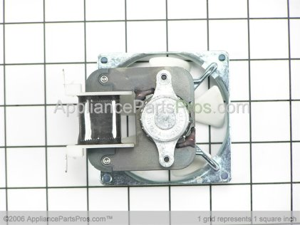 GE Fan Assembly WB26X114 from AppliancePartsPros.com