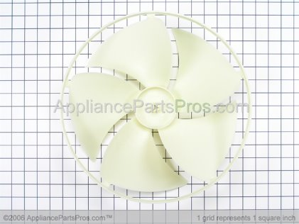 GE Fan Assembly WJ73X10016 from AppliancePartsPros.com