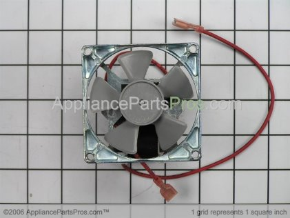 GE Fan Assy, Lower WB26X113 from AppliancePartsPros.com
