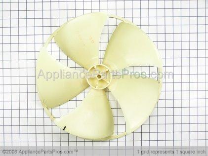 GE Fan Blade WJ73X10115 from AppliancePartsPros.com