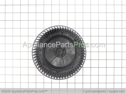 GE Fan (clock Wise) WB26X10004 from AppliancePartsPros.com