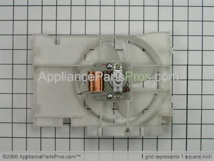 GE Fan Motor Ass'y WB26X10105 from AppliancePartsPros.com