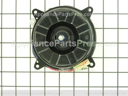 GE Fan Motor O/d WJ73X10117 from AppliancePartsPros.com