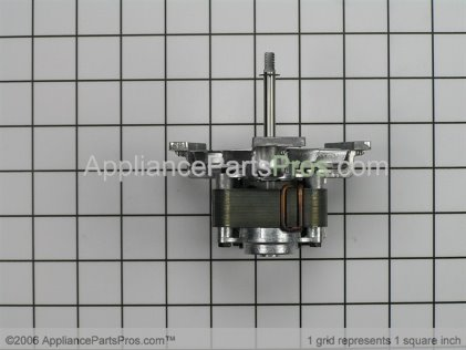 GE Fan Motor WB26T10007 from AppliancePartsPros.com