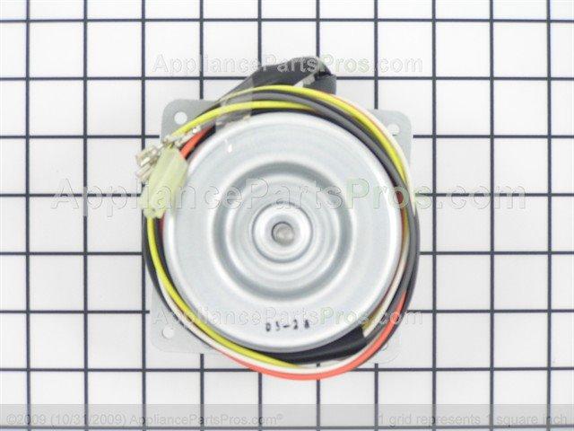 Ge Wj94x10026 Fan Motor