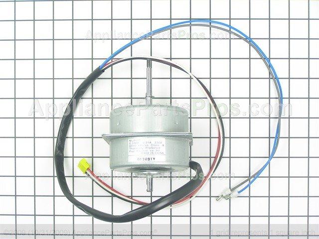 Ge Wp94x10008 Fan Motor