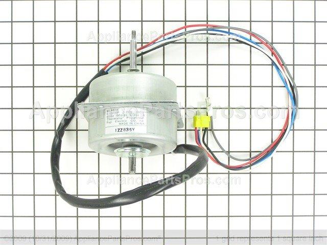 Ge Wp94x10077 Fan Motor