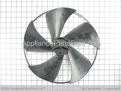 GE Fan-Propeller WJ73X10070 from AppliancePartsPros.com