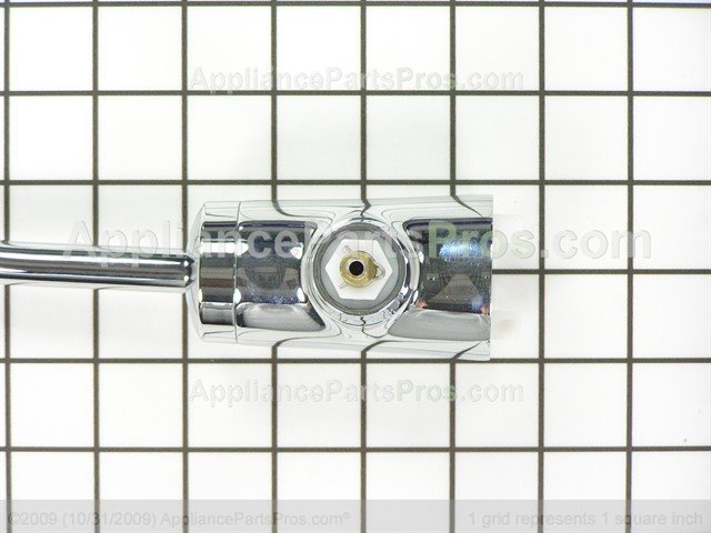 GE WS15X10076 Faucet-Chrome-High Arc - AppliancePartsPros.com