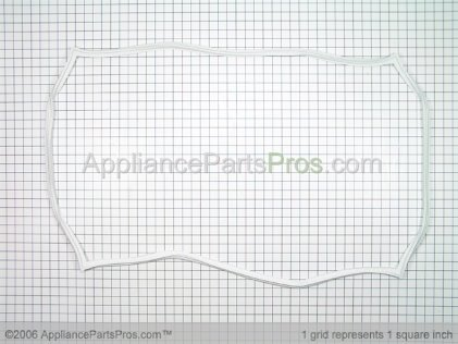 GE Ff Door Gasket WR24X313 from AppliancePartsPros.com