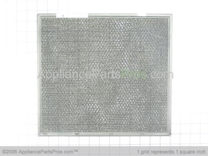 GE Filter Blk WB02X10651 from AppliancePartsPros.com