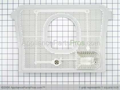 GE Filter & Gasket Assembly WD22X10043 from AppliancePartsPros.com