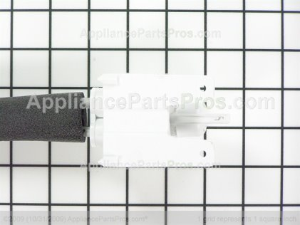 GE Water Filter Head and Tube Assembly WR17X11565 from AppliancePartsPros.com