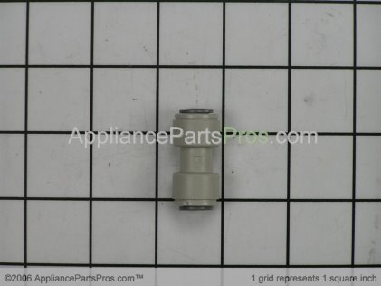 GE Water Connector Union Fitting WR02X10471 from AppliancePartsPros.com