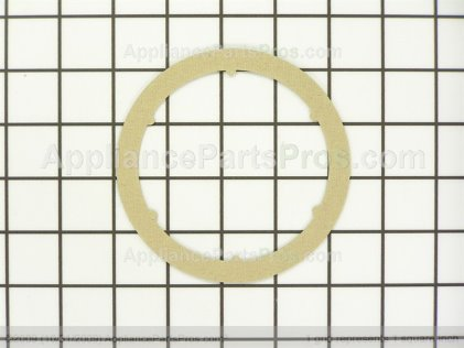 GE Flange Gasket(fiber WC03X10008 from AppliancePartsPros.com