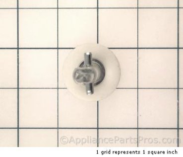 GE Foot, Rear WH1X2702 from AppliancePartsPros.com
