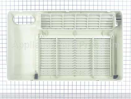 GE Front Panel Asm WJ71X10395 from AppliancePartsPros.com