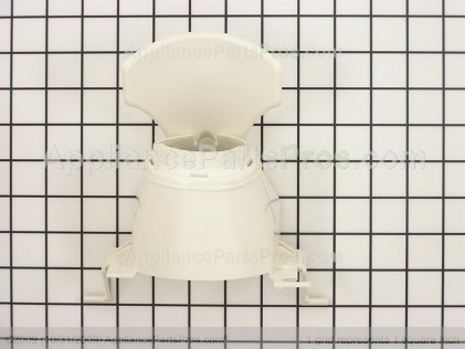 GE Funnel Ice Disp WR17X11882 from AppliancePartsPros.com