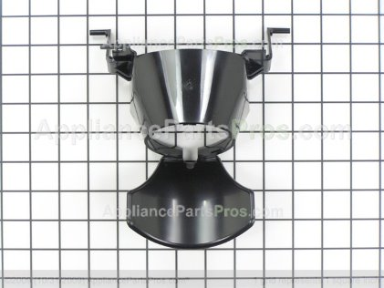 GE Funnel Ice Disp WR17X11965 from AppliancePartsPros.com