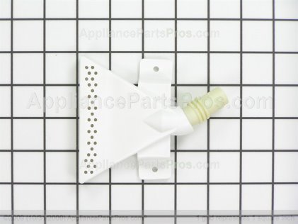 GE Funnel Shower Head WH41X10162 from AppliancePartsPros.com