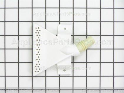 GE Funnel Shower Head WH41X10162 from AppliancePartsPros.com