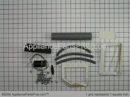 GE Freezer Door Moisture Kit WR49X10086 from AppliancePartsPros.com