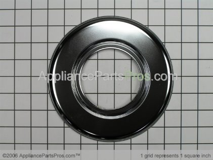 GE Gas Burner Drip Pan WB32X113 from AppliancePartsPros.com