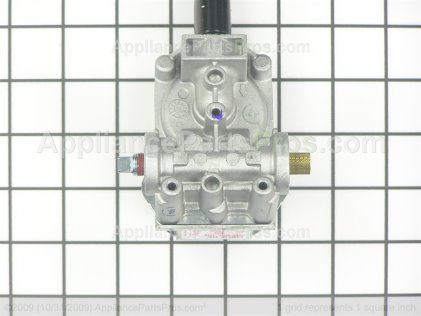 GE Gas Valve and Pipe Assembly WE14M114 from AppliancePartsPros.com