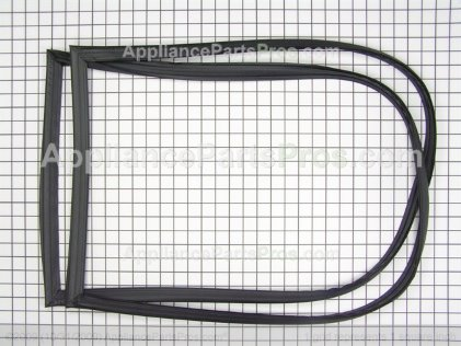 GE Gasket Door Ff Bk WR24X10055 from AppliancePartsPros.com