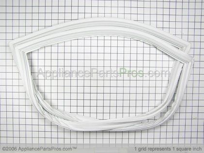 GE Gasket Door Ff WR24X10186 from AppliancePartsPros.com