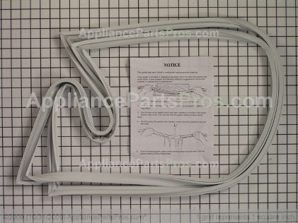 GE Gasket Door WR24X547 from AppliancePartsPros.com