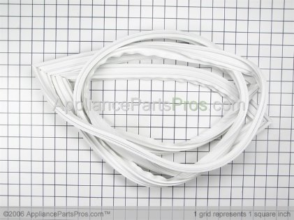 GE Gasket Fresh Food WR24X448 from AppliancePartsPros.com