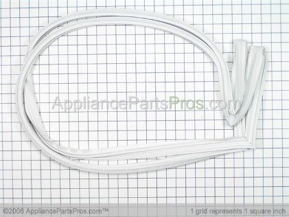GE Gasket, Fresh Food Door WR24X529 from AppliancePartsPros.com