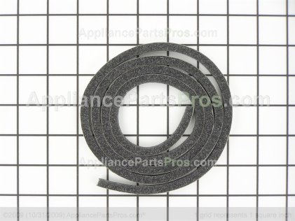 GE Gasket, Front Duct WE1M376 from AppliancePartsPros.com