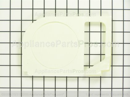 GE Gasket Mullion Duct WR14X10095 from AppliancePartsPros.com
