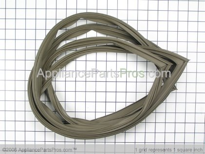 GE Gasket, Refrigerator (brown) WR24X390 from AppliancePartsPros.com