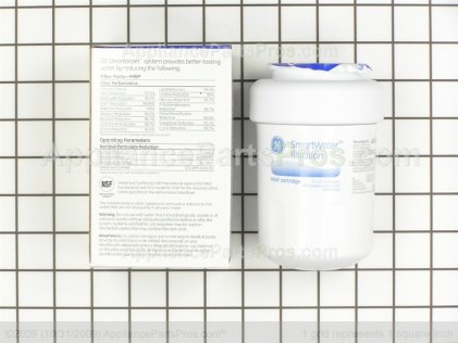 GE GE Smartwater™ Replacement Water Filter MWF from AppliancePartsPros.com