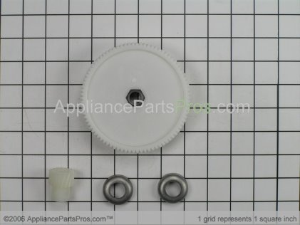 GE Gear Driven WC36X5071 from AppliancePartsPros.com