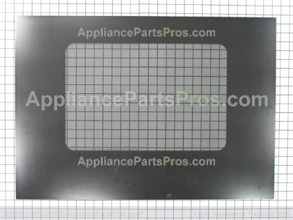 GE Glass Door (lg) WB56T10038 from AppliancePartsPros.com