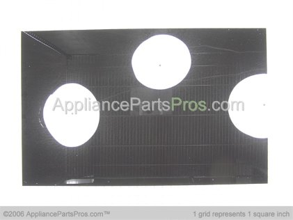 GE Glass Door WB36X5684 from AppliancePartsPros.com