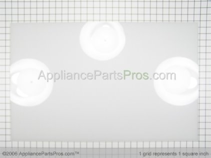GE Glass Door (wh) WB57K11 from AppliancePartsPros.com