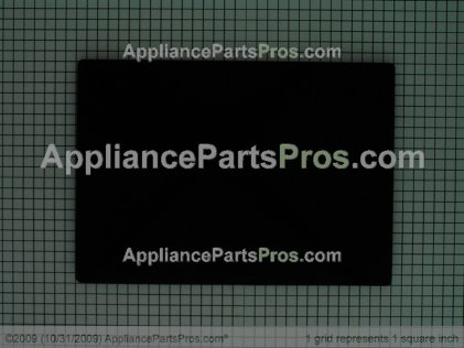 GE Glass Maintop Asm WB62T10153 from AppliancePartsPros.com