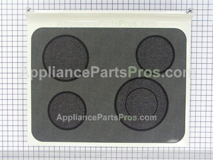 GE Glass Maintop Kit Assembly WB62T10025 from AppliancePartsPros.com