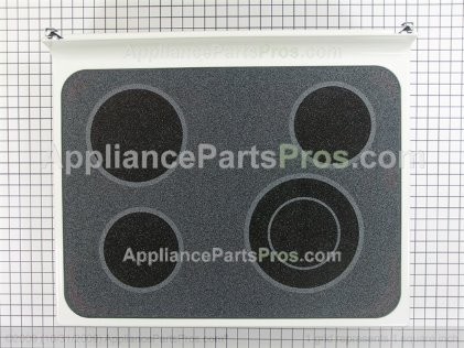 GE Glass Maintop WB62T10026 from AppliancePartsPros.com