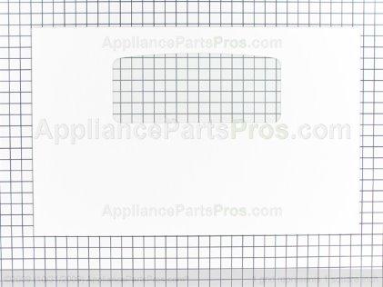 GE Glass Oven Door WB57K10120 from AppliancePartsPros.com