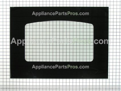 GE Glass Ovn Dr (bk) WB56T10179 from AppliancePartsPros.com
