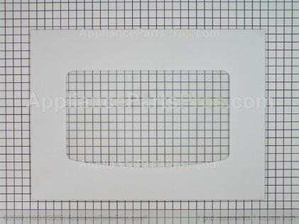 GE Glass Ovn Dr (wh) WB56T10187 from AppliancePartsPros.com